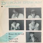 "Duran Duran - Carnival 12"" (cover)"