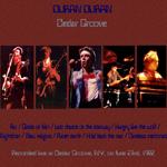 Duran Duran - Cedar Groove (back cover)