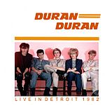 Duran Duran - Live In Detroit (cover)