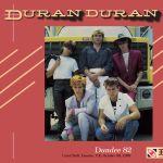 Duran Duran - Dundee 82 (cover)