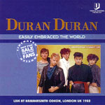Duran Duran - Easily Embraced The World (cover)