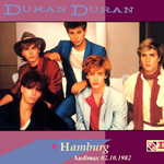 Duran Duran - Audimax Hamburg (cover)