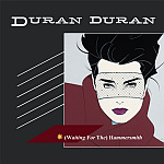Duran Duran - (Waiting For The) Hammersmith LP (cover)