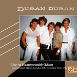 Duran Duran - Live At Hammersmith Odeon (cover)
