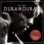 Duran Duran - Live 1982 (cover)