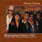 Duran Duran - Birmingham Odeon (cover)