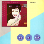 """Duran Duran - Rio 12"""" (cover)"""
