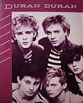 Duran Duran - Rio: Song And Music Book (cover)