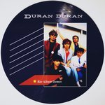 Duran Duran - Rio Album Demos LP (cover)