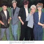 Duran Duran - Live At The Savoy (cover)