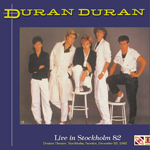 Duran Duran - Live In Stockholm (cover)