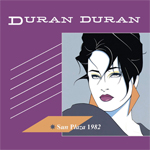 Duran Duran - Sun Plaza 1982 2LP (cover)