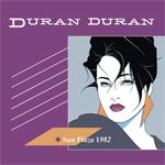 Duran Duran - Sun Plaza 1982 2LP (cover)