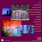 Duran Duran - Trinity Hamburg (back cover)