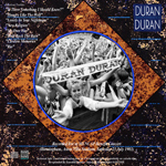 Duran Duran - The Homecoming (back cover)