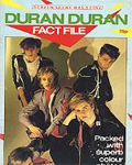 Duran Duran - Fact File (cover)