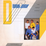 "Duran Duran - Is There Something I Should Know? 12"" (cover)"
