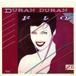 "Duran Duran - Rio 7"" (back cover)"