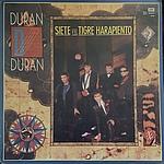 Duran Duran - Siete Y El Tigre Harapiento LP (cover)