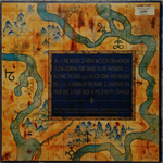 Duran Duran - Seven And The Ragged Tiger LP (back cover)