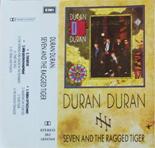 Duran Duran - Seven And The Ragged Tiger MC (cover)