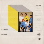 """Duran Duran - Is There Something I Should Know? 7"""" (back cover)"""