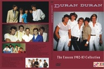 Duran Duran - The Unseen 1982-83 Collection (cover)