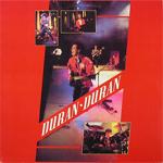 Duran Duran - Live In America LP (cover)