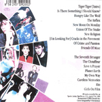 Duran Duran - Back To The Arena (back cover)