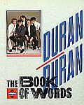 Duran Duran - Book Of Words (cover)