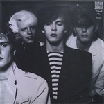 Duran Duran - Cheek To Chic LP (cover)