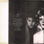 Duran Duran - Cheek To Chic LP (back cover)