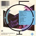 Duran Duran - Civic Arena Pittsburgh (back cover)