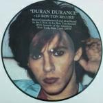 Duran Duran - Duran Durance 2LP (back cover)