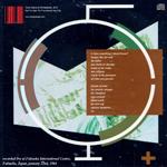 Duran Duran - International Centre Fukuoka (back cover)
