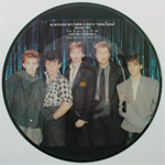 "Duran Duran - An Interview With Simon LeBon 7"" (cover)"