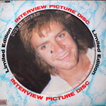 "Duran Duran - Interview Picture Disc 12"" (cover)"