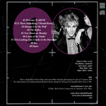 Duran Duran - King Biscuit Flower Hour Radio Show (back cover)