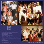 Duran Duran - King Biscuit Flower Hour (back cover)