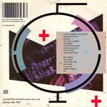 Duran Duran - Lawlor Arena Reno (back cover)