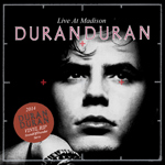 Duran Duran - Live At Madison (cover)