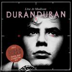 Duran Duran - Live At Madison (cover)