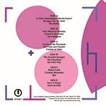 Duran Duran - Sing Blue Madison 3LP (back cover)