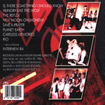 Duran Duran - In The Madison 84 (back cover)