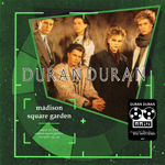 Duran Duran - Madison Square Gardens 1984 (cover)
