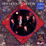 "Duran Duran - New Moon On Monday 7"" (cover)"