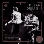 Duran Duran - Madison Square Gardens (cover)