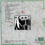Duran Duran - Oakland Coliseum (back cover)