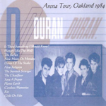 Duran Duran - Arena Tour - Oakland (back cover)