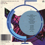 Duran Duran - Civic Center Portland (back cover)
